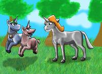 CtU- Candace the Unicorn, by Sesshoumaru62