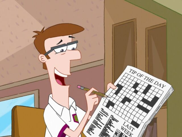 File:Doing the Tip of the Day crossword puzzle - cropped.jpg