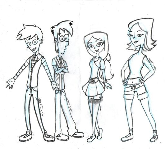 File:Phineas and Ferb...In High School, by shaolinfan1.jpg