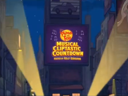 File:Phineas and Ferb Musical Cliptastic Countdown Hosted by Kelly Osbourne.png