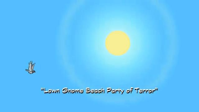 File:Lawn Gnome Beach Party of Terror title card.jpg