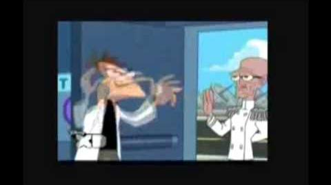 Phineas and Ferb Evil Hand Rap