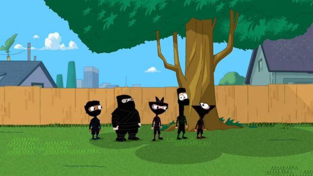 File:Ninja kids return to the backyard.jpg