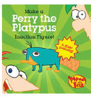 Make A Perry Inaction Figure
