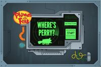 Menu - Where's Perry?