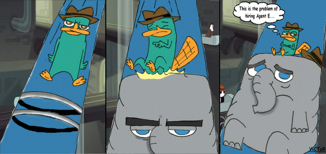 File:Phineas and Ferb Comic Strip 1 by alfa9delta.png