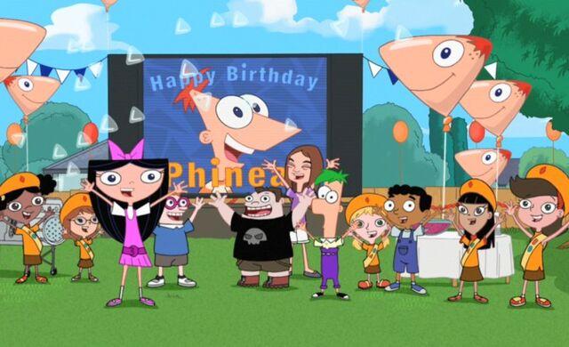 Tập tin:Phineas Birthday Clip o Rama promo shot - slider.jpg