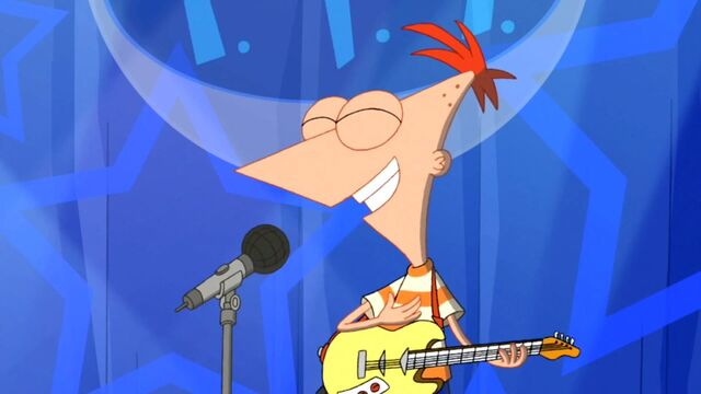 File:Phineas on stage.JPG