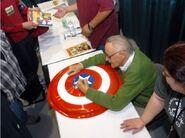 Stan Lee - Emerald City Comicon 2010 (1)