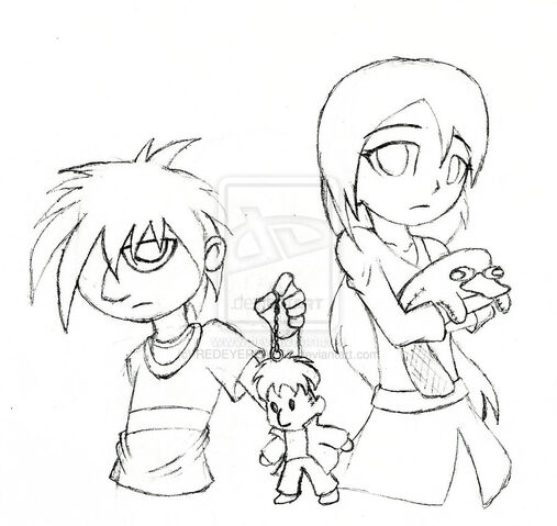 File:Little-Finny request - sketch, by REDEYEREAPER.jpg