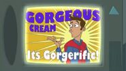 Gorgeous Cream Pore Paste commercial