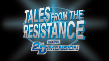Tales from the Resistance title card