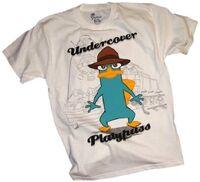 Undercover Platypuss t-shirt