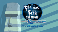 Phineas and Ferb The Movie- Across the Second Dimension title card