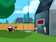 Children in escape from phineas tower