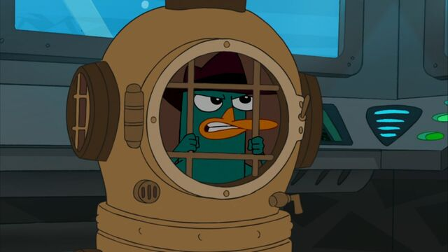 File:Agent P trapped in diving helmet.jpg