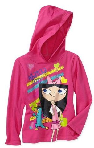File:Girls Isabella and Agent P hoodie.JPG
