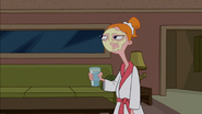Candace wants a drink of water