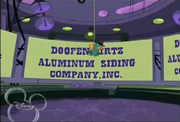 Doofenshmirtz aluminm siding