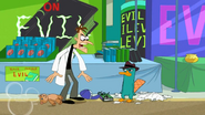 Doctor Wexler is Perry?