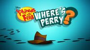 Where's Perry? Promotional Logo