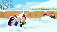 Good old snowball fights