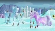 Cool winter carnivals