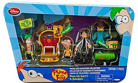 File:Figure and accessory collection - Agent P and Doofenshmirtz.jpg
