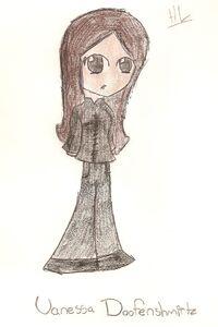 Vanessa Doofenshmirtz, by heyLucky1155