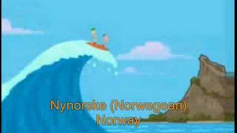 Phineas & Ferb Multilanguage (11 Languages!)