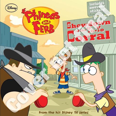 File:Showdown at the Yo-Yo Corral preliminary cover.jpg