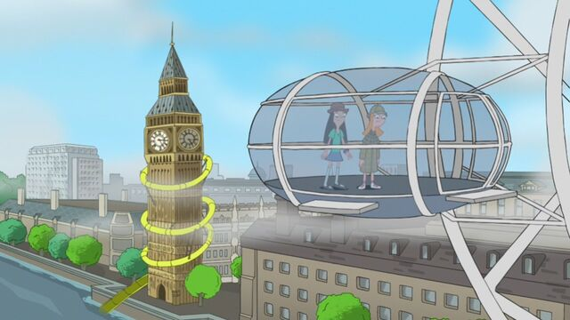 Tập tin:Candace and Stacy riding the London Eye.jpg