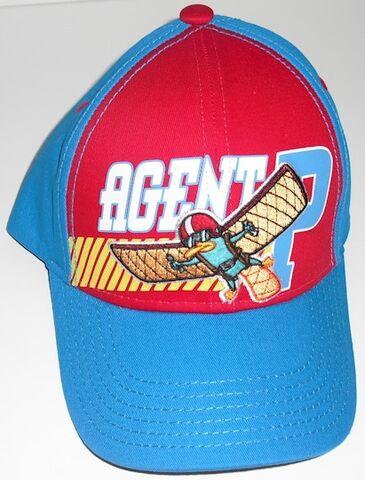 File:Agent P glider baseball cap.jpg