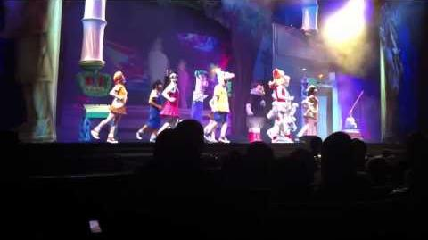 Phineas and Ferb Live Show! SIMP Squirrels In My Pants