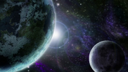 Exotic world across the galaxy-12