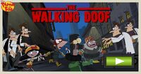 The Walking Doof title card