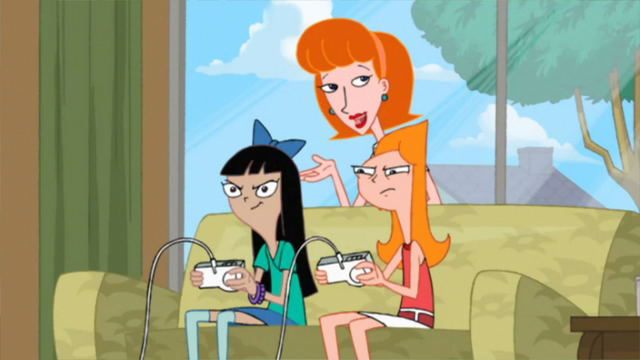 File:Candace and Stacy playing video game.png