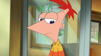 Teen Phineas sad