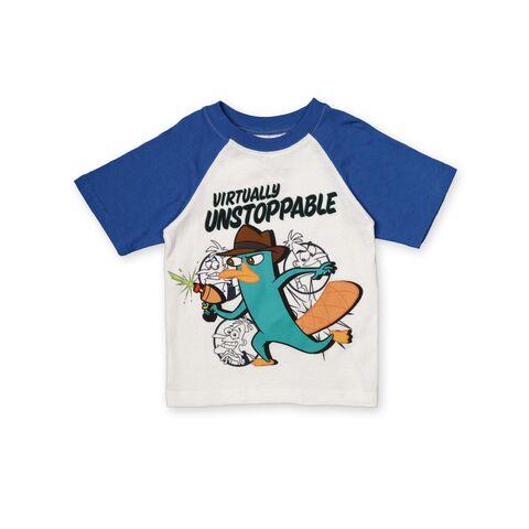 File:Agent P Boy's Graphic T-shirt.jpg