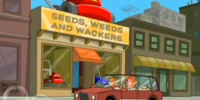 Seeds, Weeds and Wackers