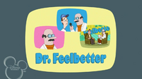 The Dr. Feelbetter show