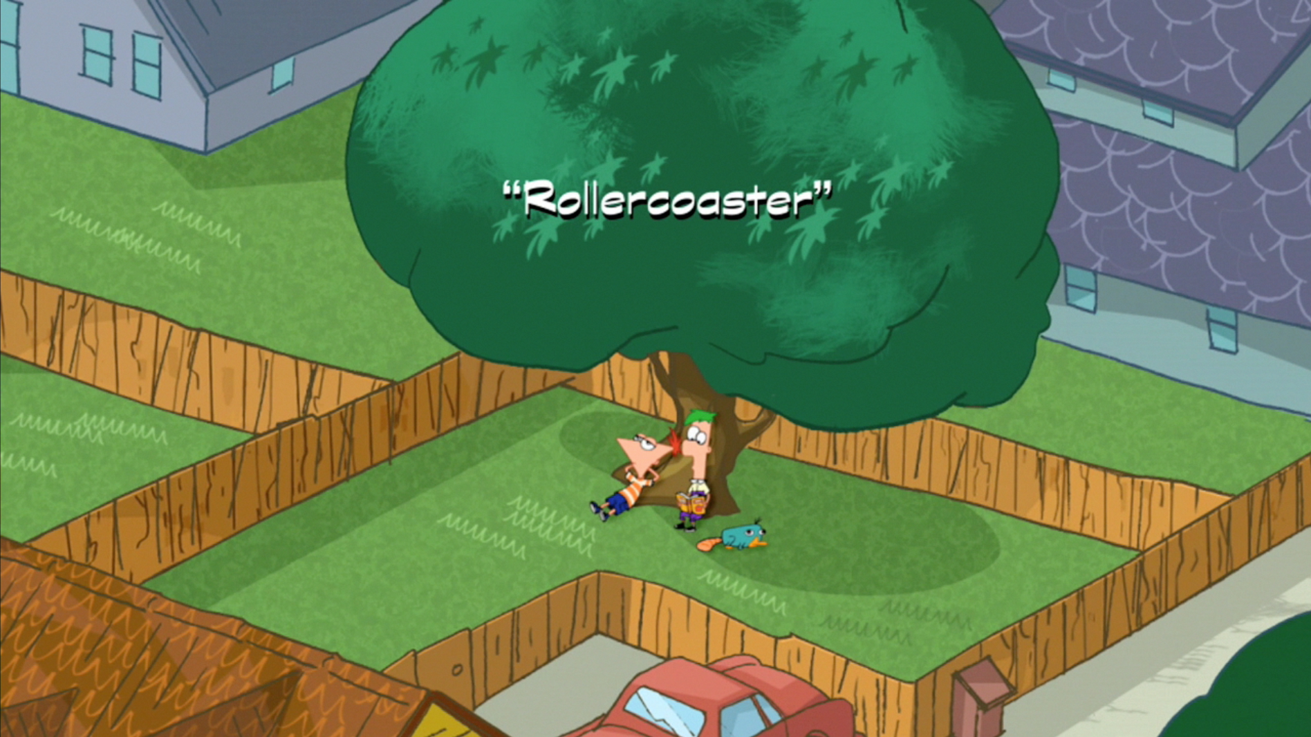 gallery title cards phineas and ferb wiki fandom powered by wikia