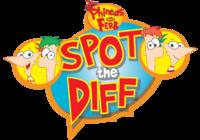 P&F Spot the Diff Event Logo