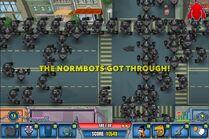 Normbots got through