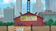 319b - The Hidden Tower Warehouse
