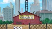 319b - The Hidden Tower Warehouse