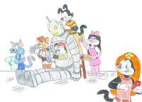 Phineas and Ferb's Parody, by Jose-Ramiro