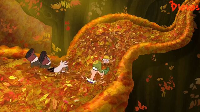 File:Riding the leaf track.JPG