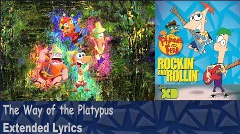 Phineas and Ferb - The Way of the Platypus Extended Lyrics