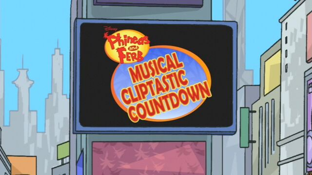File:Phineas and Ferb Musical Cliptastic Countdown title card.jpg